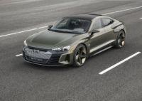 Audi e-tron GT : peut-être la plus belle voiture électrique de l'année 2018