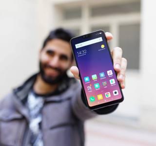 Test du Xiaomi Mi 8 Lite : charmeur avant tout, gaffeur malgré tout