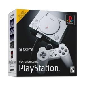 La Sony PlayStation Classic est disponible en pré-commande, livraison prévue le 3 décembre