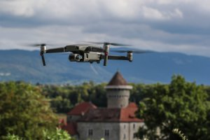 DJI veut vous permettre de repérer les drones au-dessus de vous