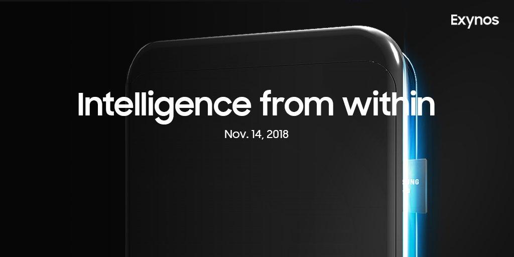 Samsung présentera le processeur du Galaxy S10 la semaine prochaine