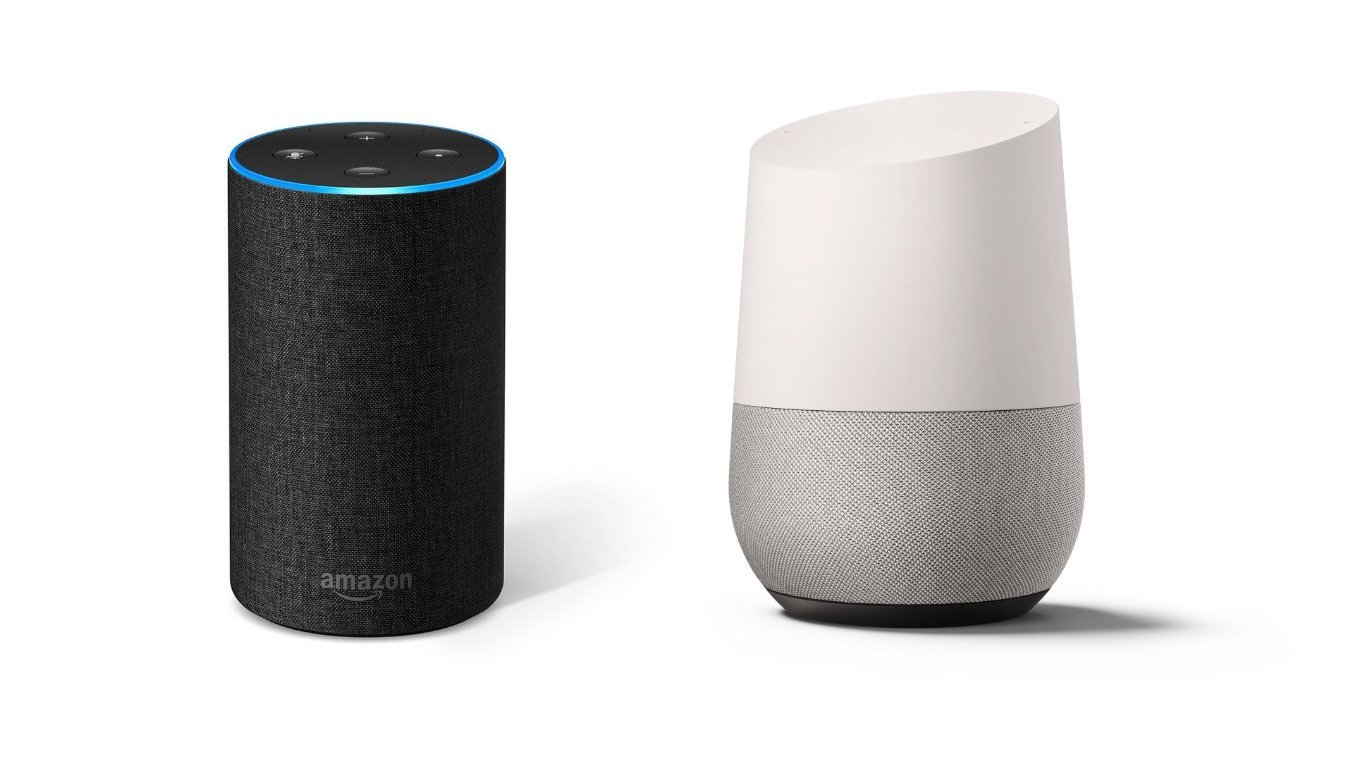 🔥 Cyber Monday des enceintes connectées : le Google Home à 99 euros, l'Amazon Echo à 59,99 euros