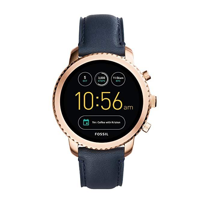 🔥 Black Friday : la Fossil Q Explorist sous Wear OS est disponible à 125 euros au lieu de 279 euros