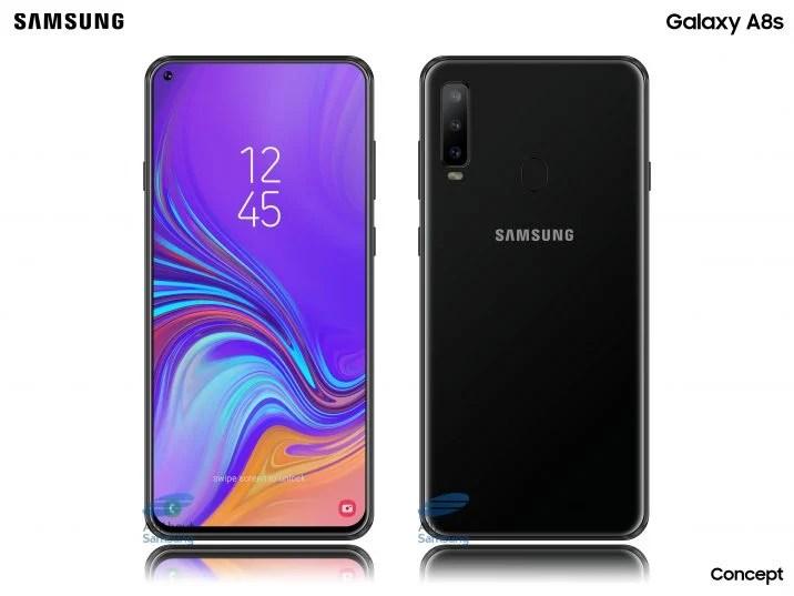 Samsung Galaxy A8s : la fiche technique se dévoile, avec de la sous-traitance