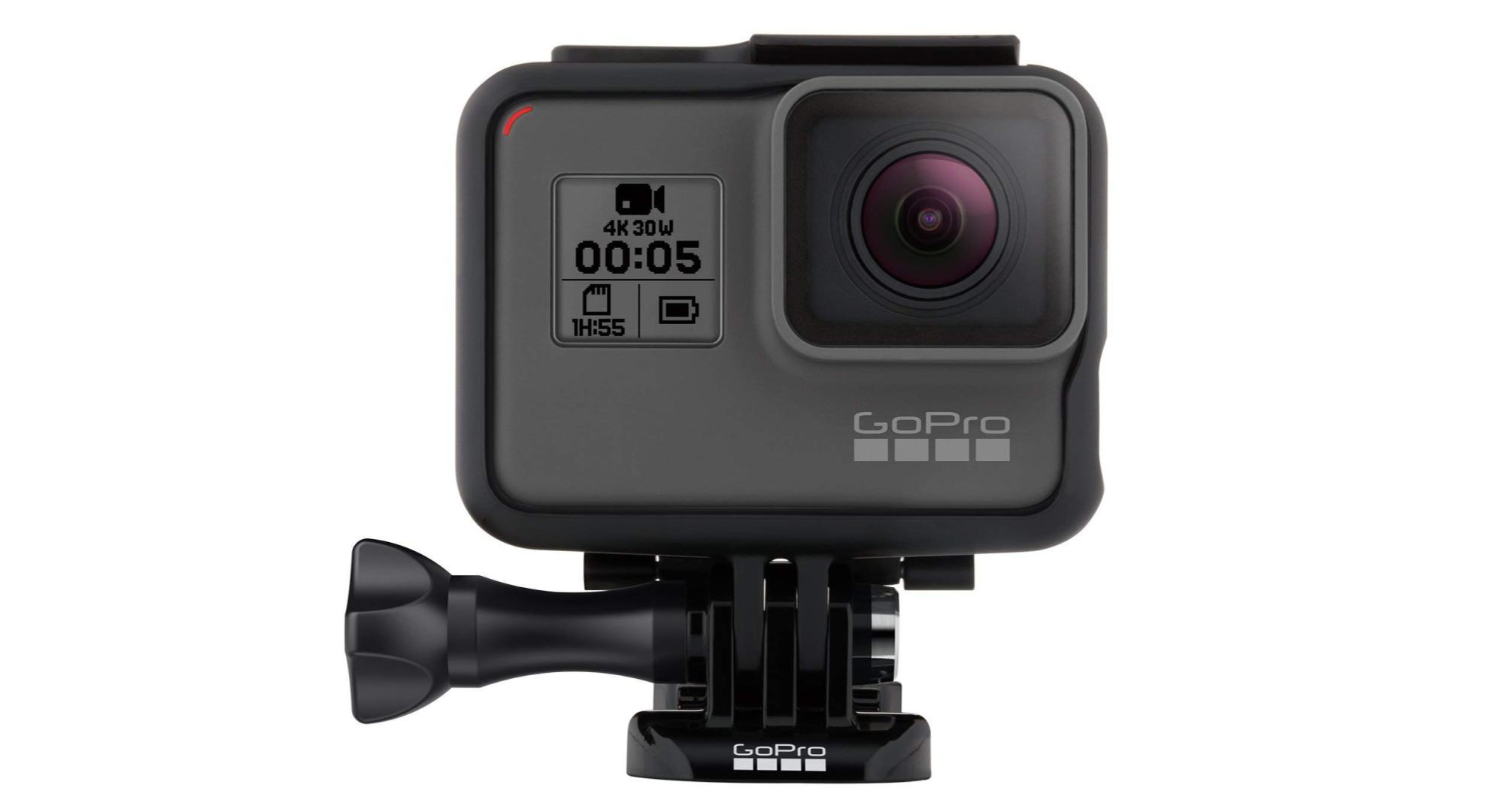 🔥 Bon plan : la GoPro Hero 5 avec son lot d'accessoires est à 259 euros au lieu de 379 euros