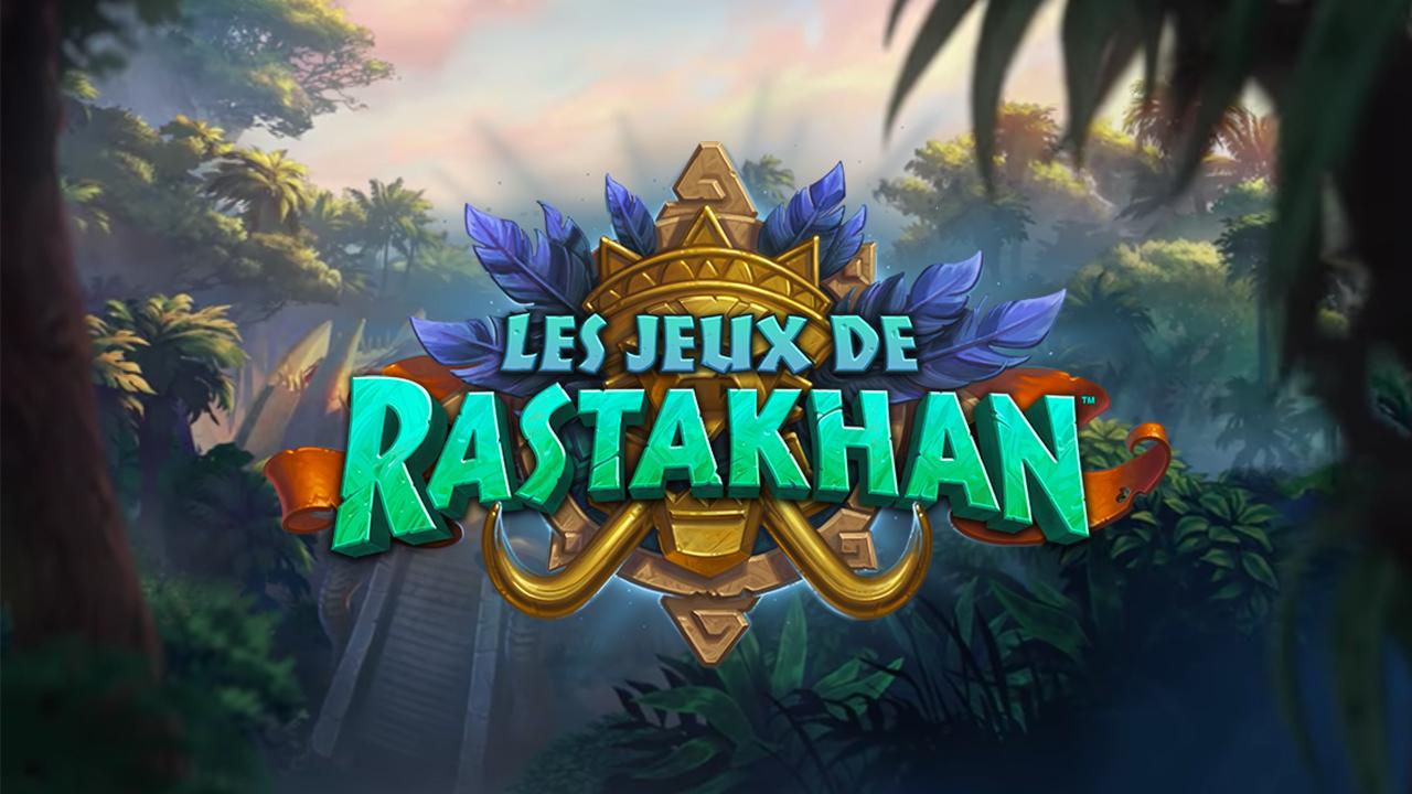Comment précommander moins cher Hearthstone : Les jeux de Rastakhan avec Amazon ?