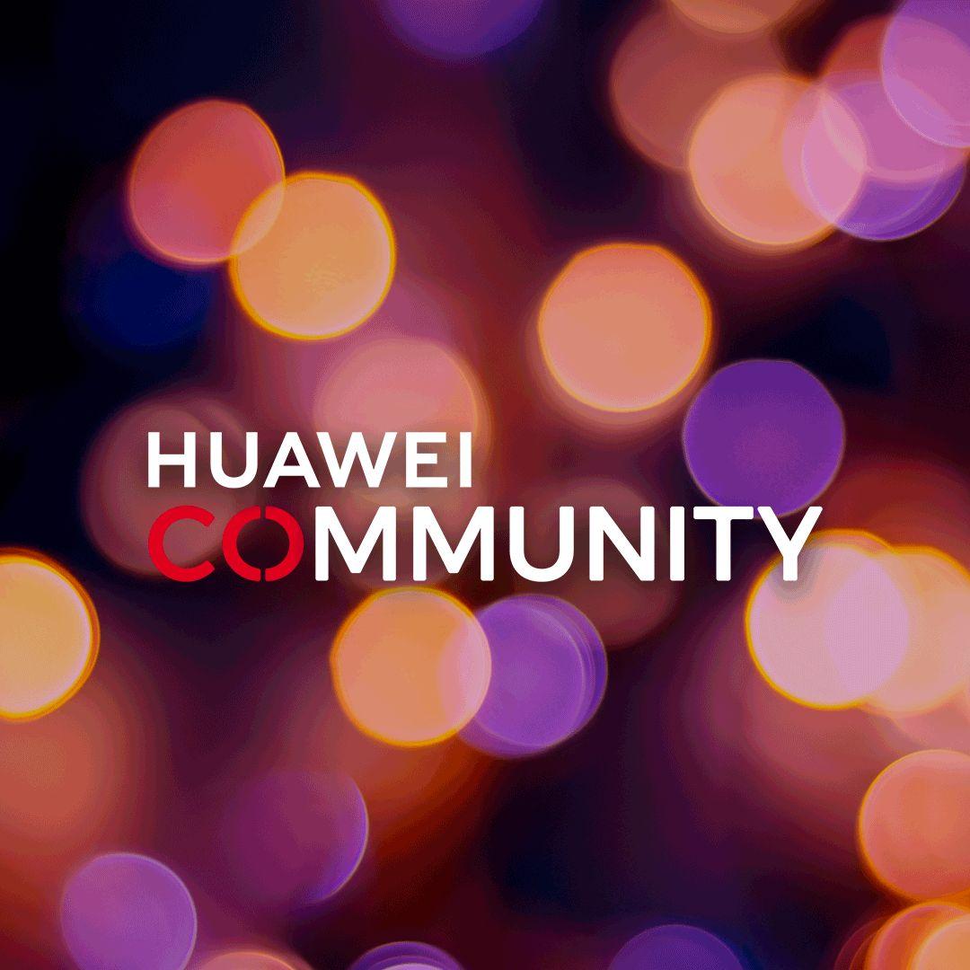 Fan de Huawei ? Participez à la soirée Huawei Community, pour découvrir les dernières innovations de la marque