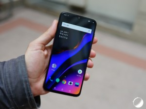 OnePlus 6 et 6T : le déploiement d'Android 10 s'accélère en France