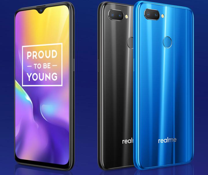 Realme U1 : la marque dévoile son smartphone le plus puissant, clone du Realme 2 Pro