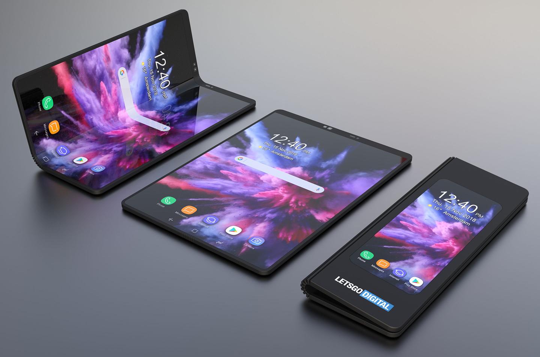 Smartphone pliable d'Oppo : la marque donnera «des nouvelles» au MWC 2019