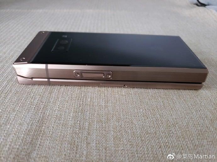 Même Samsung abandonnerait la prise jack, mais pour son smartphone à clapet hors de prix