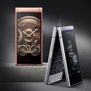 W2019 : plus de 1 200 euros pour le nouveau téléphone à clapet de Samsung