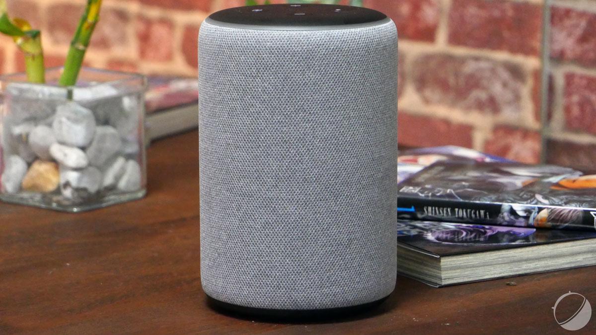 Test de l'Amazon Echo Plus : loin d'être au rabais