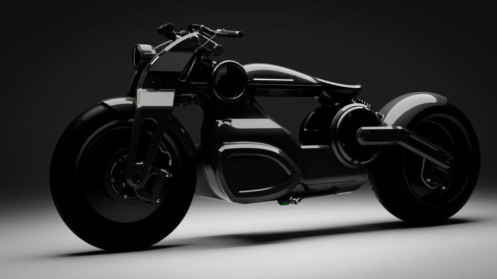 Zeus, une moto électrique foudroyante et futuriste nous replongeant dans l'univers de Tron