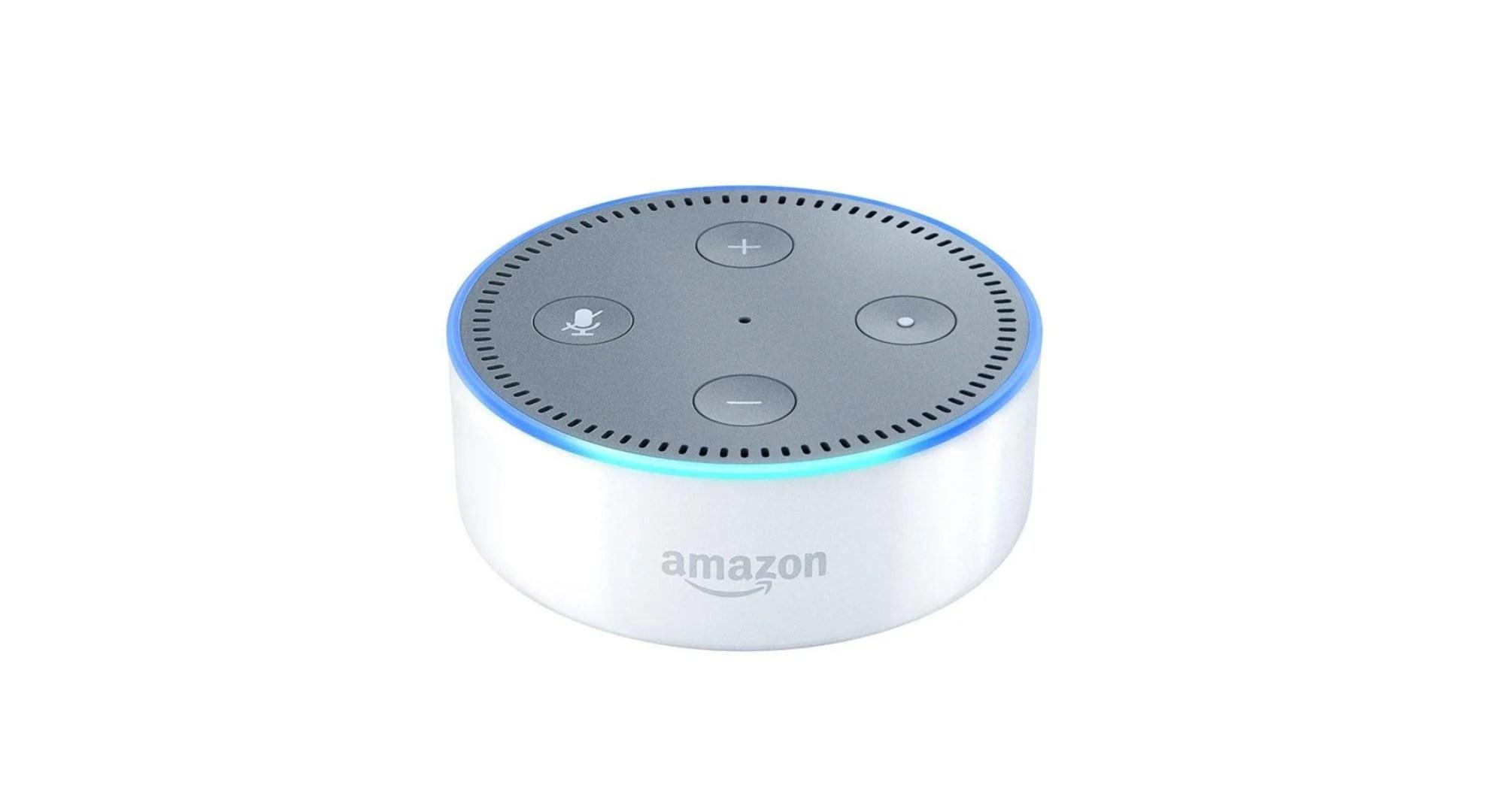 🔥 Bon plan : l'Amazon Echo Dot (2ème génération) est disponible à 20 euros