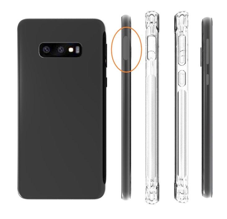 Samsung Galaxy S10 Lite : nouvelles images, écran plat et lecteur d'empreintes sur la tranche