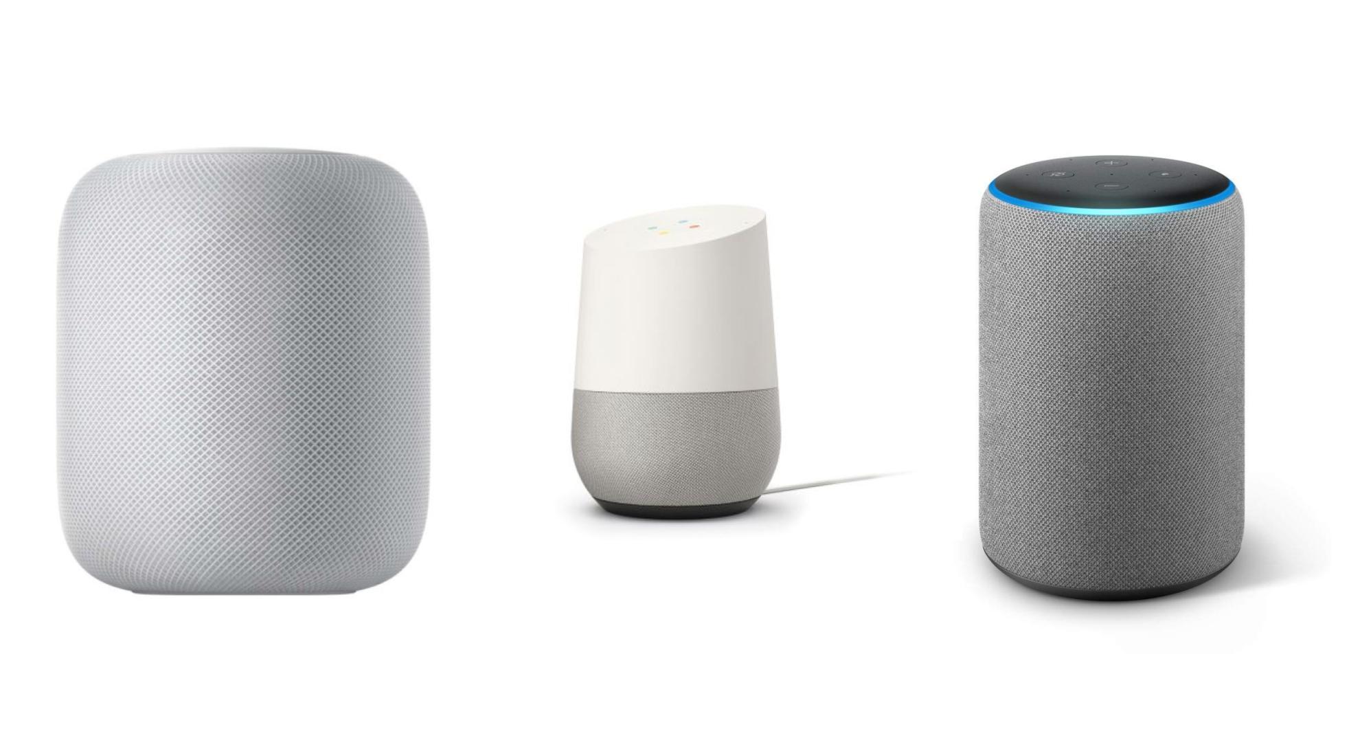 Quels sont les meilleurs appareils connectés compatibles avec Google Assistant, Alexa ou Siri ?