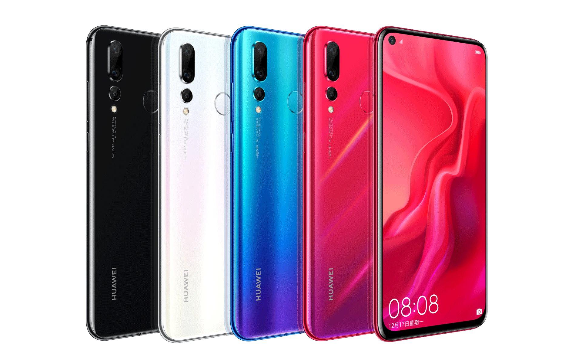 3 actualités qui ont marqué la semaine : Huawei Nova 4 officialisé, Freebox Delta S et Fornite pour les smartphones moins performants