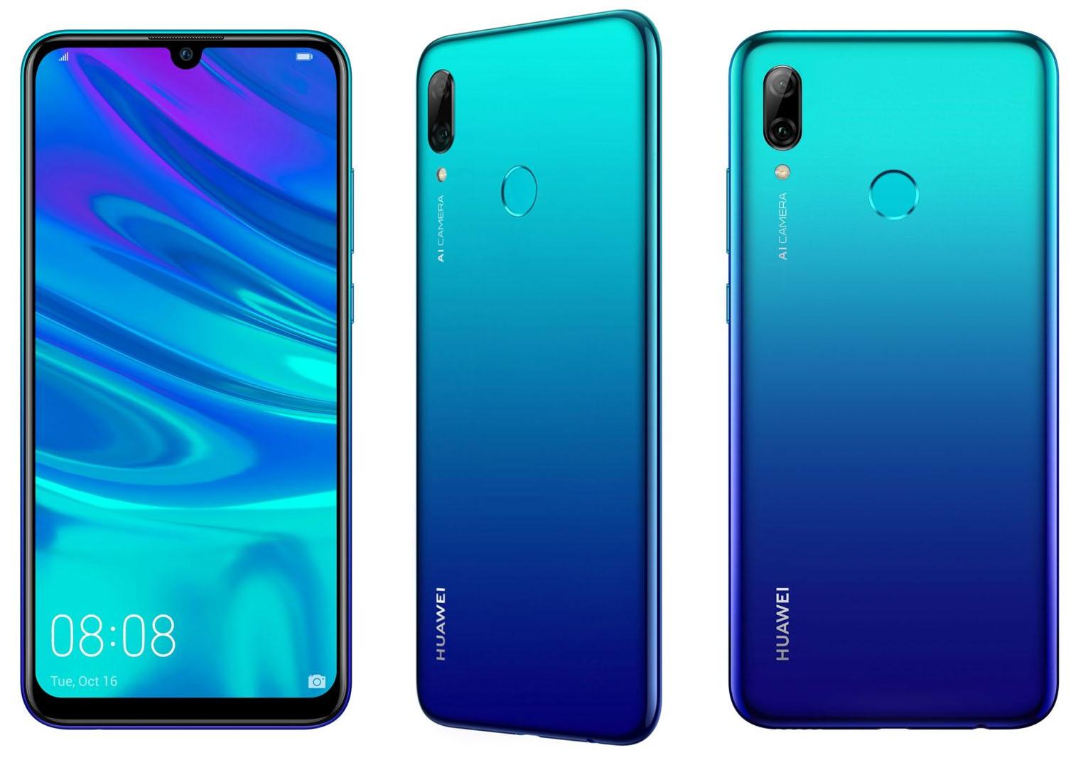Huawei P Smart 2019 : Boulanger dévoile par erreur son prix en France et sa fiche technique complète