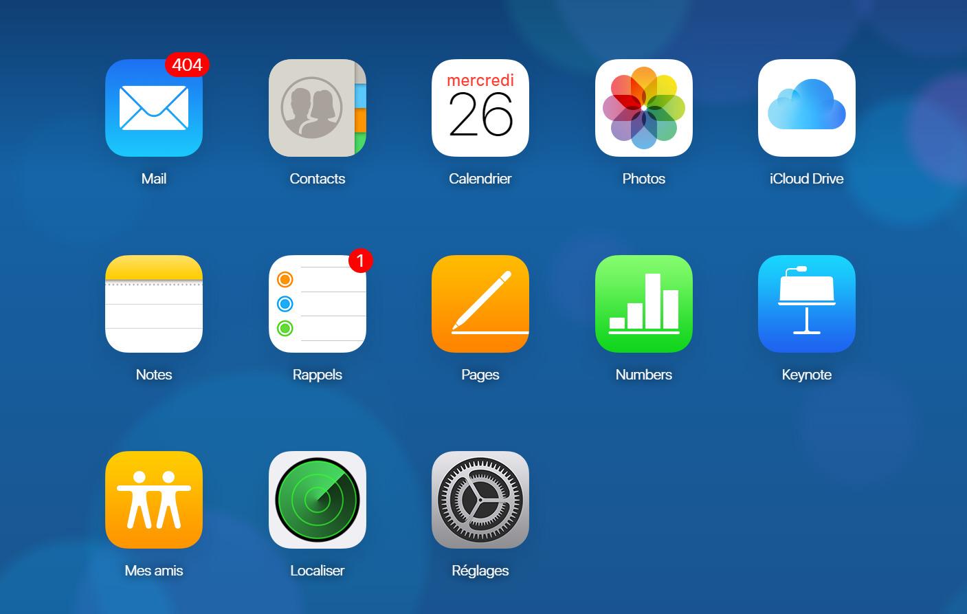 iOS 13 : iCloud Web va offrir la connexion par FaceID ou TouchID