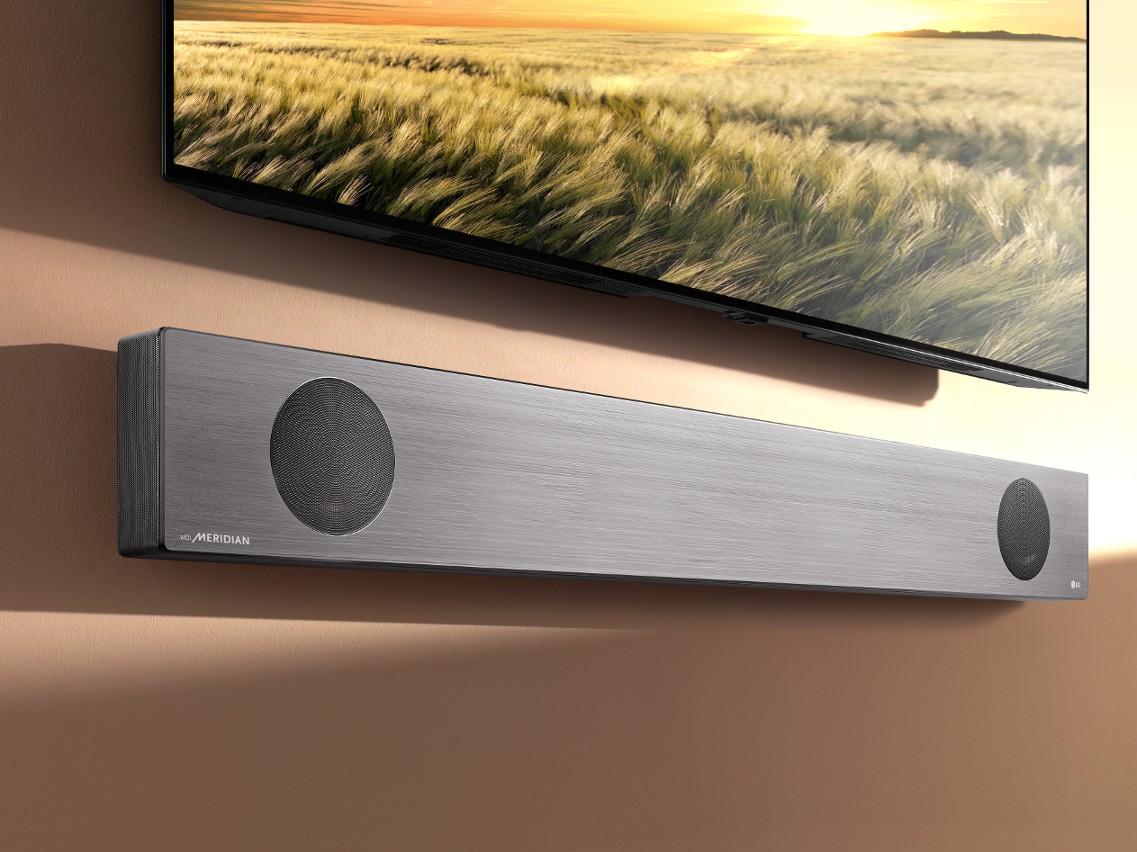 LG dévoile ses nouvelles barres de son compatibles Dolby Atmos, DTS:X et Google Assistant : SL10YG, SL9YGet SL8YG
