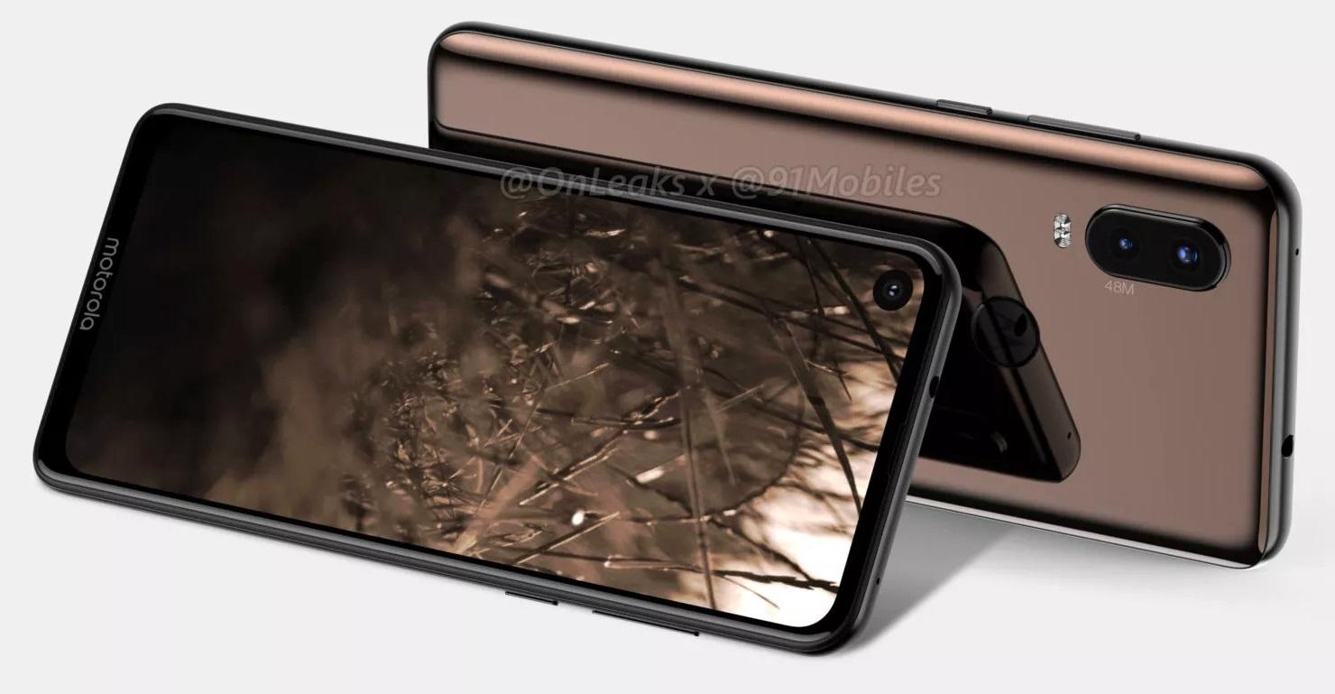 Motorola P40 : les caractéristiques du smartphone à écran troué en fuite avant son annonce officielle