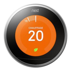 Google Nest Thermostat : l'historique d'énergie a (momentanément) disparu