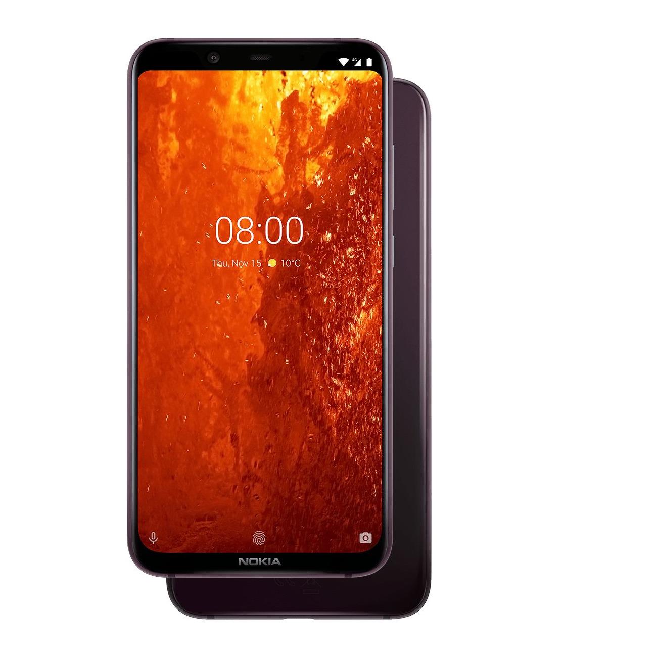Nokia 8.1 officialisé en France : caractéristiques et prix du successeur du Nokia 7 Plus