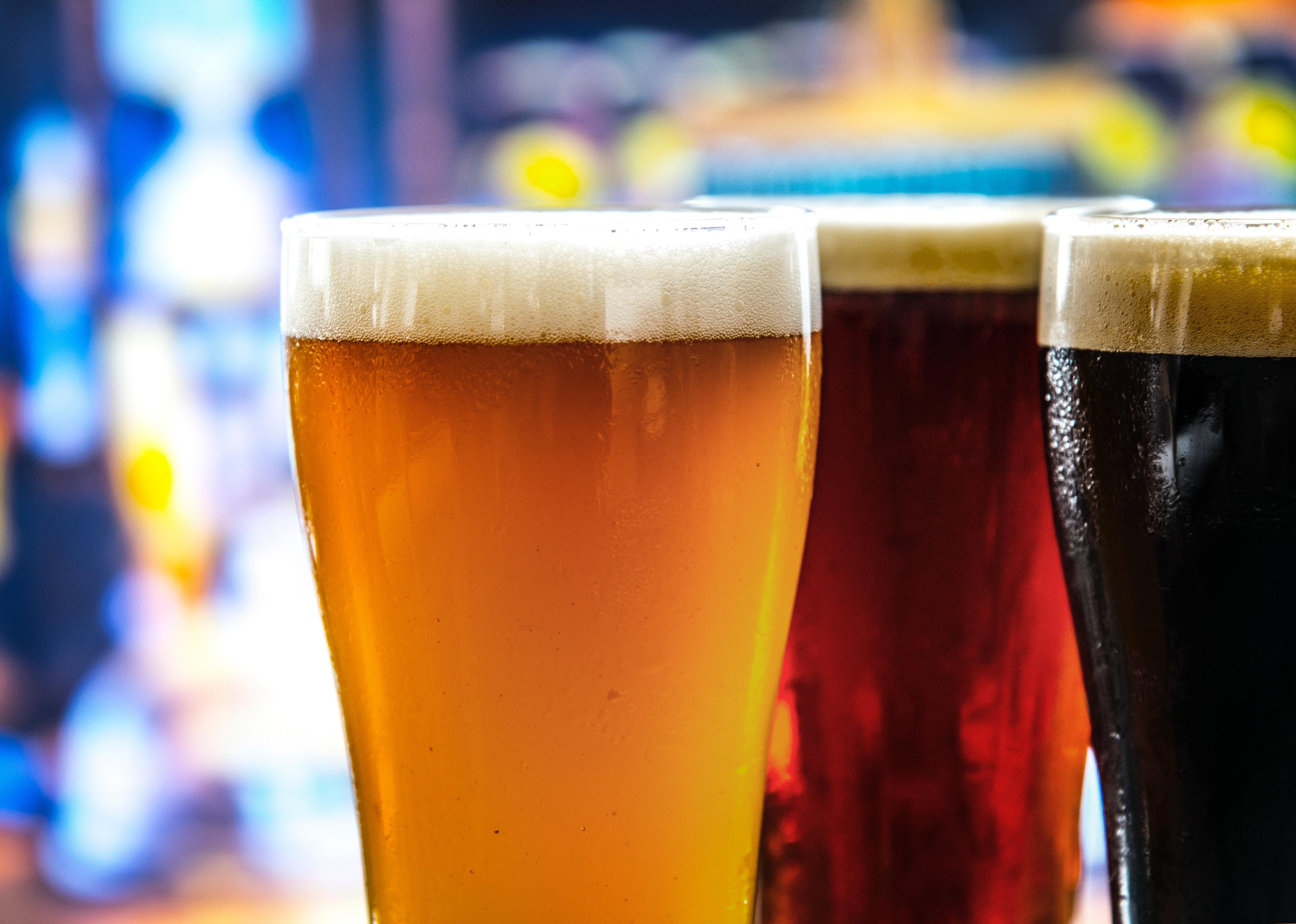 Faire de la bière avec des capsules : LG veut réinventer le noble art du brassage à la maison