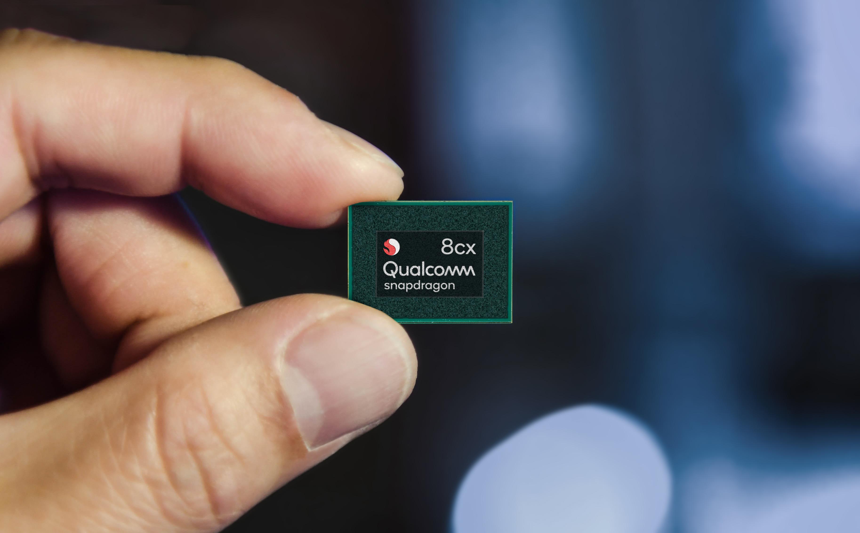 Snapdragon 8cx : Qualcomm veut rendre les PC Always Connected «extrêmement» puissants