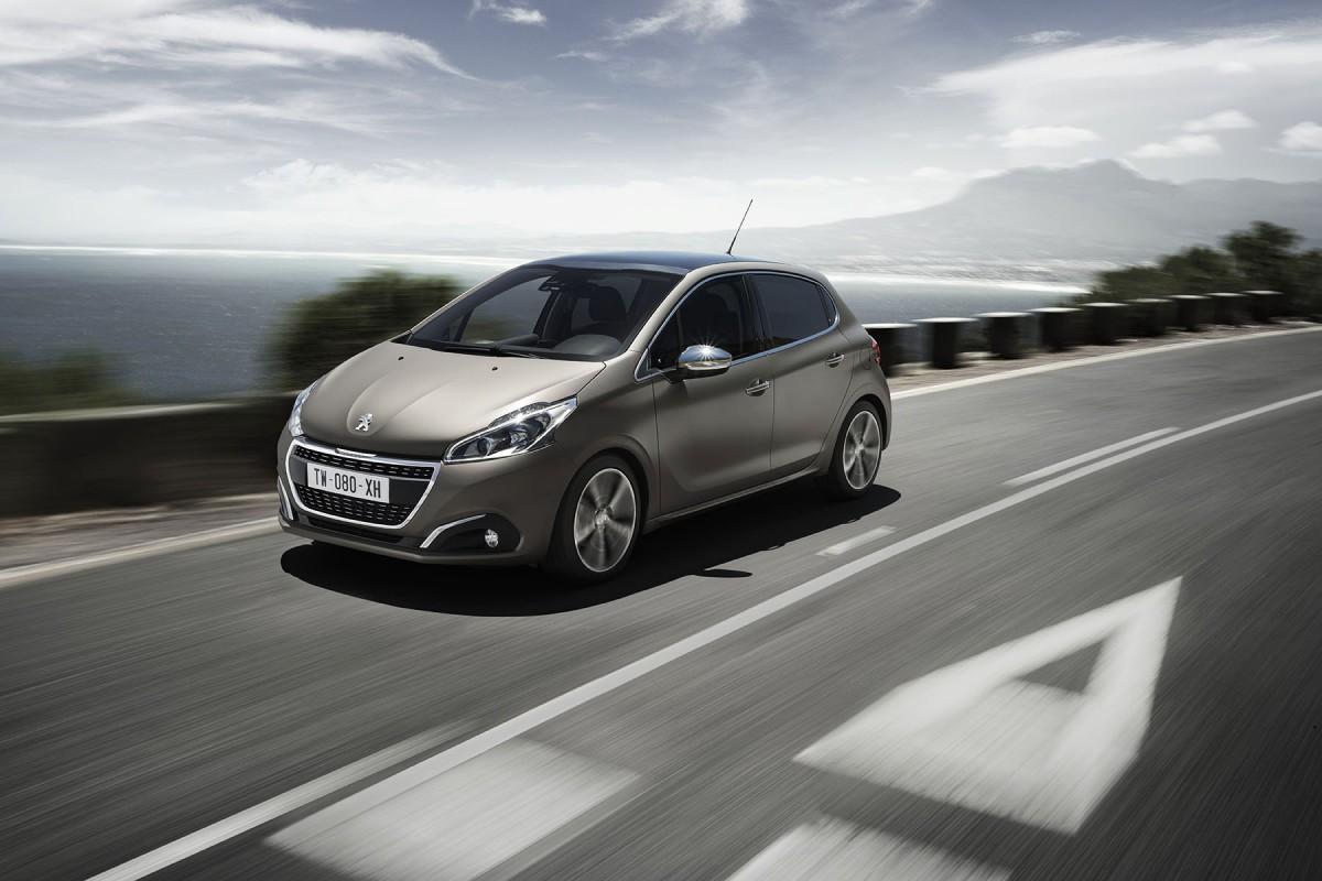 Peugeot 208 : une version 100 % électrique en 2019 pour concurrencer la Renault Zoé