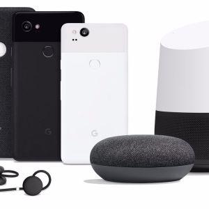 Le nombre d'appareils avec Google Assistant : 1000000000 (selon Google)