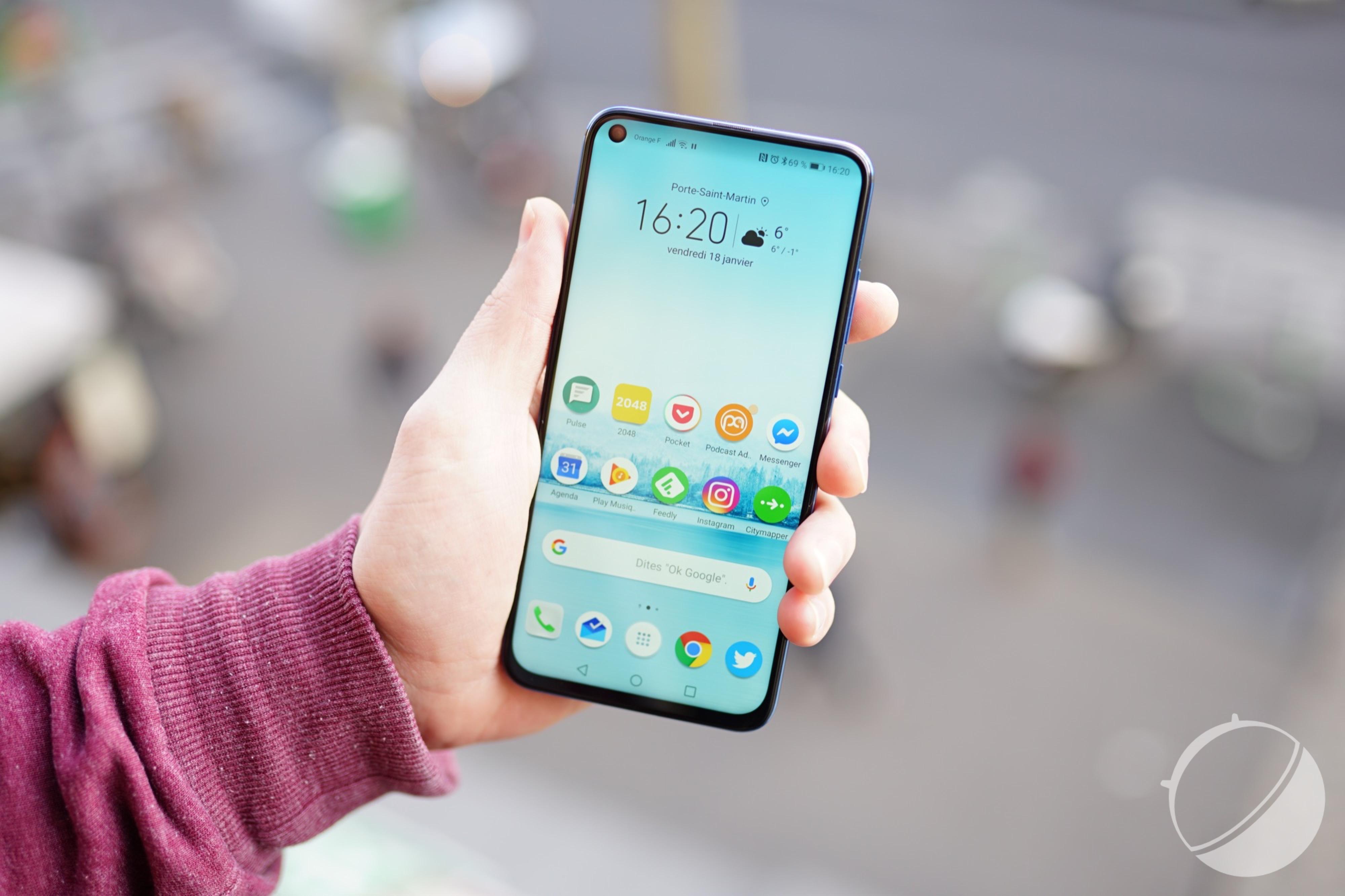 Honor View 30 : attendu pour fin 2019, il sera compatible 5G
