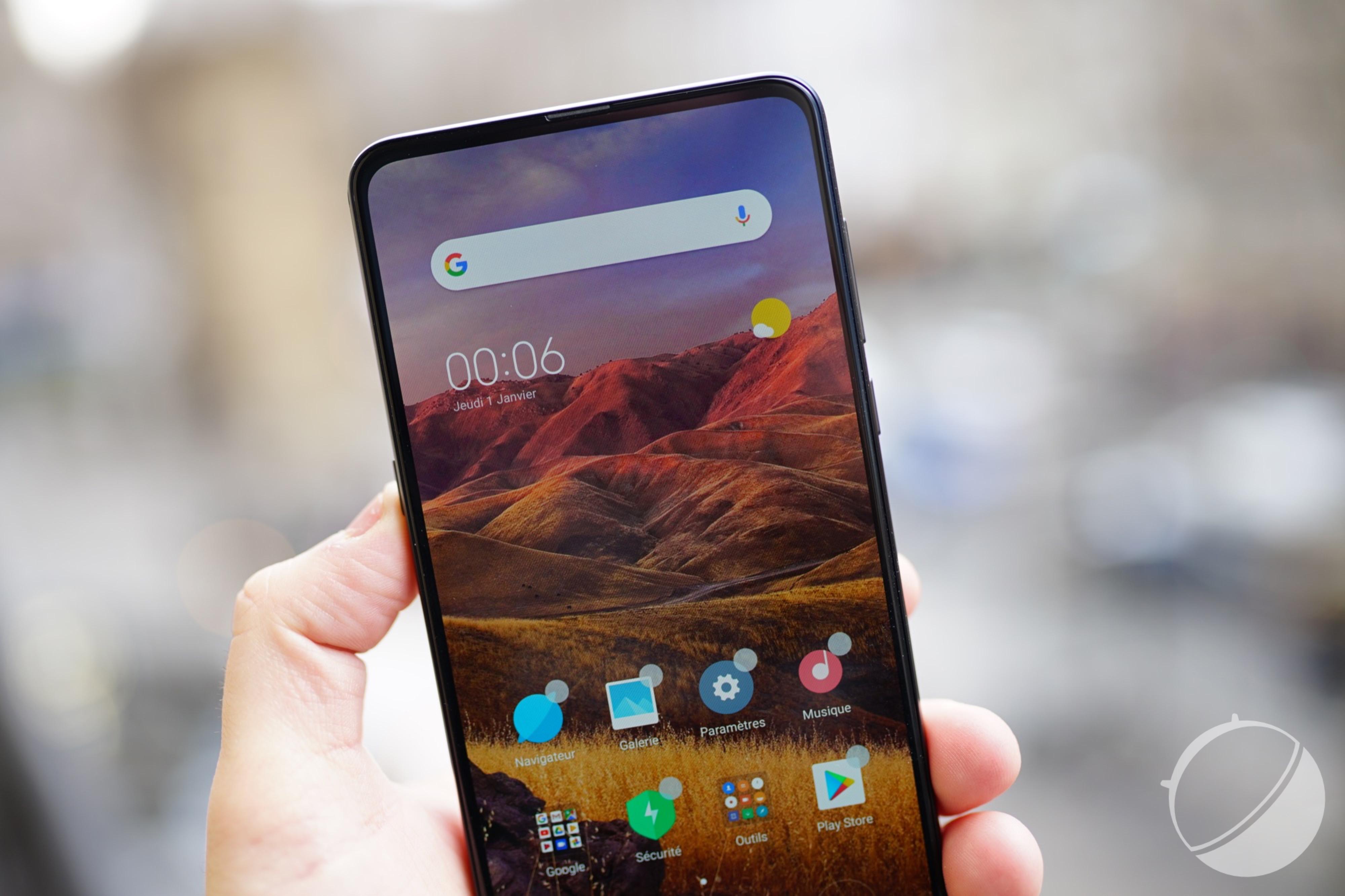 Xiaomi : le Mi Mix 4 pourrait être annoncé le mois prochain et serait compatible 5G