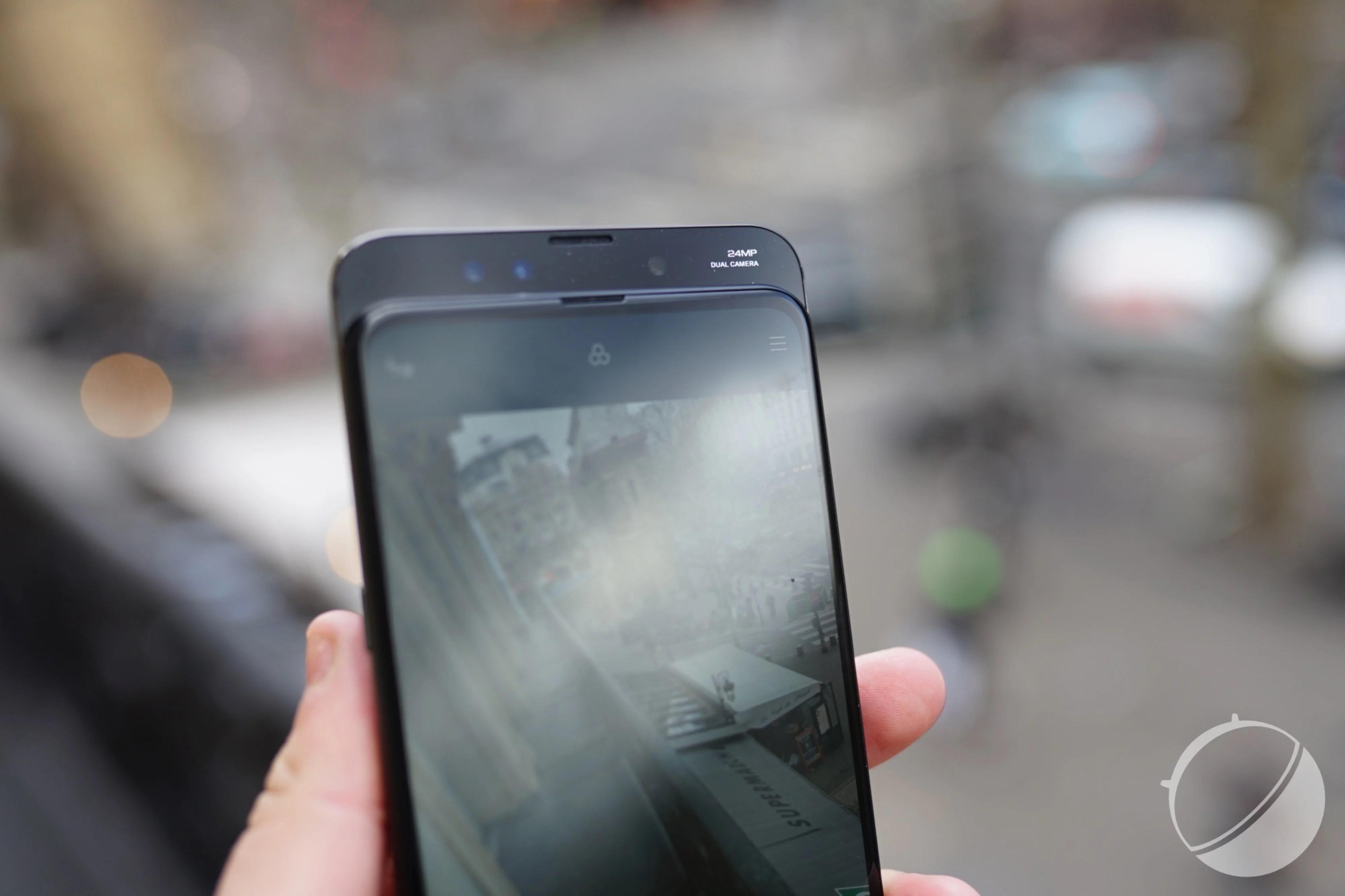 Xiaomi Mi Mix 3 : bilan contrasté du « slider » après 4 mois d'utilisation