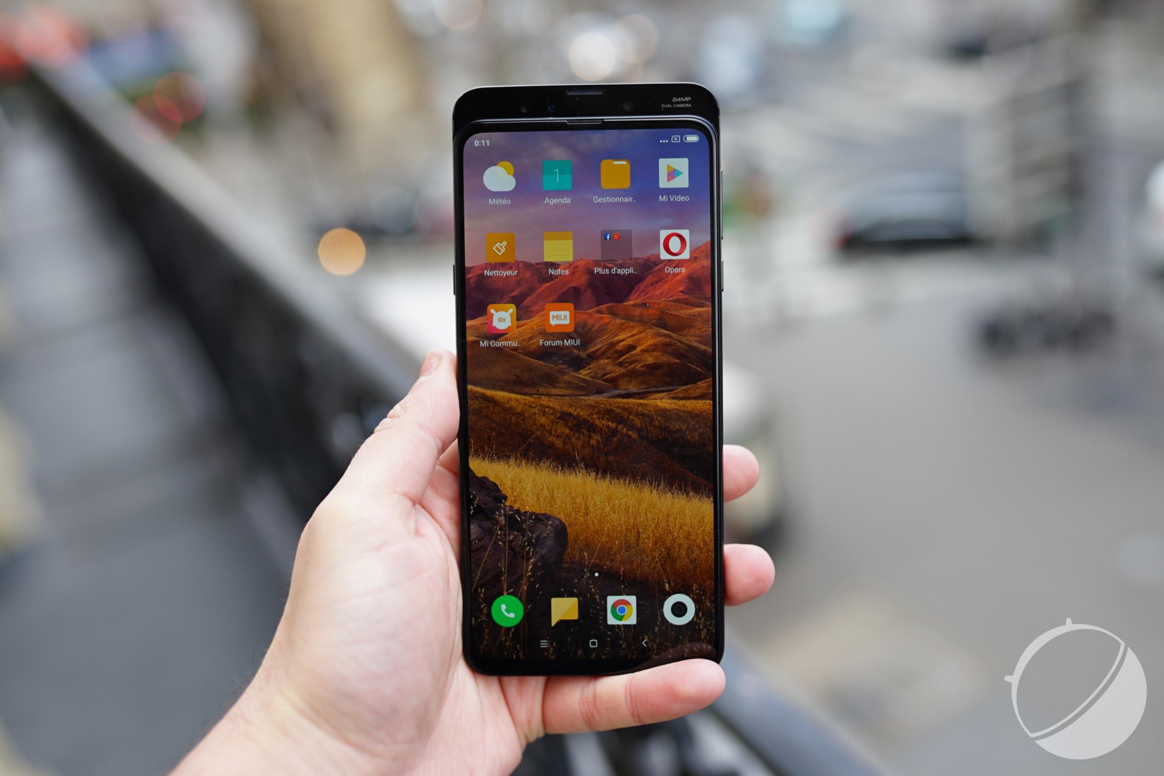Xiaomi Mi Mix 4 : capteur photo 108 mégapixels et Snapdragon 855+ en rumeur