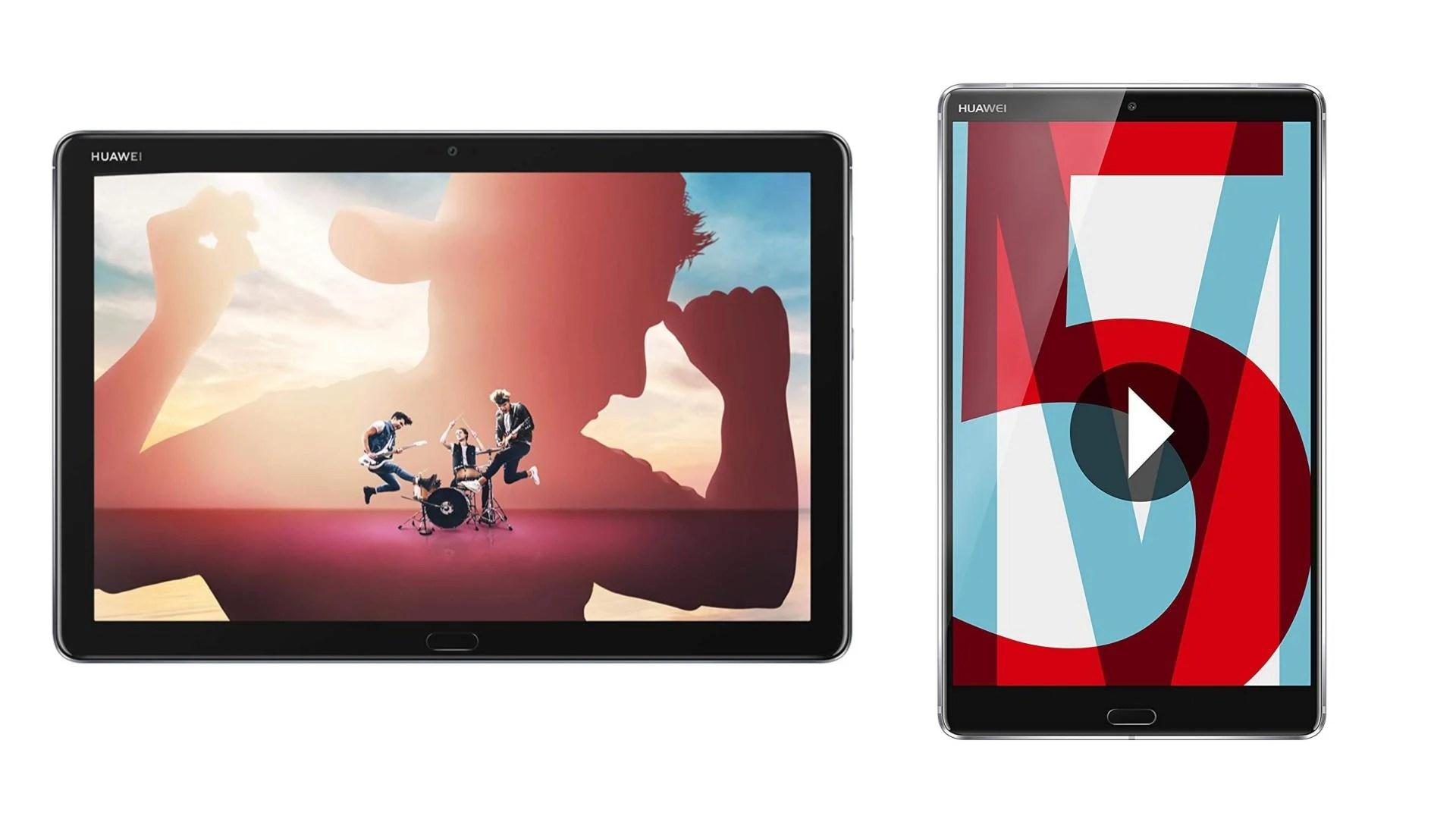 🔥 Bon Plan : les tablettes MediaPad M5 Lite et M5 8 à partir de 259 euros