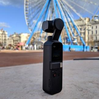 Test du DJI Osmo Pocket : l'ultime caméra stabilisée de poche ?