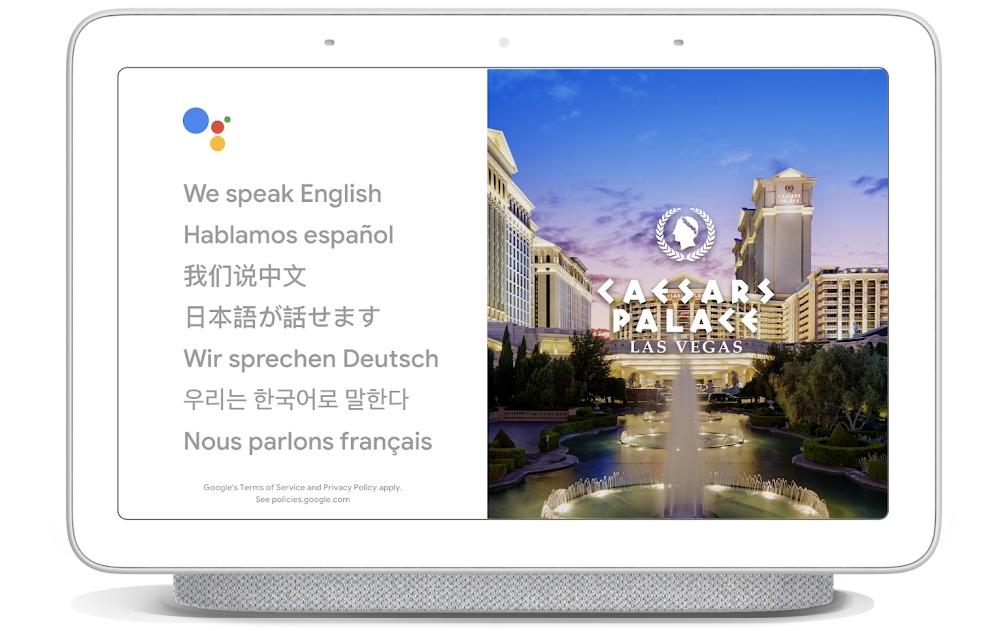 Google Assistant gagne de nouvelles fonctionnalités au CES 2019