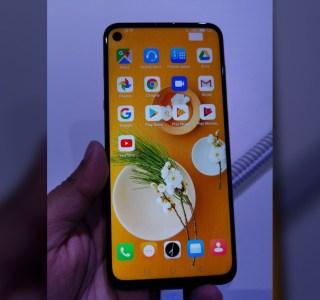 O-Infinity : quand HiSense s'inspire fortement de Samsung pour son écran percé