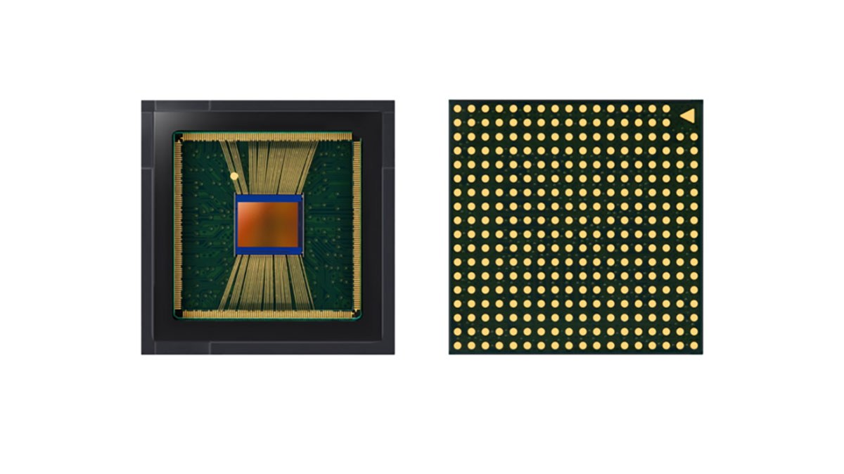 Samsung : nouveau capteur photo avant 20 MP dédié aux écrans poinçonnés