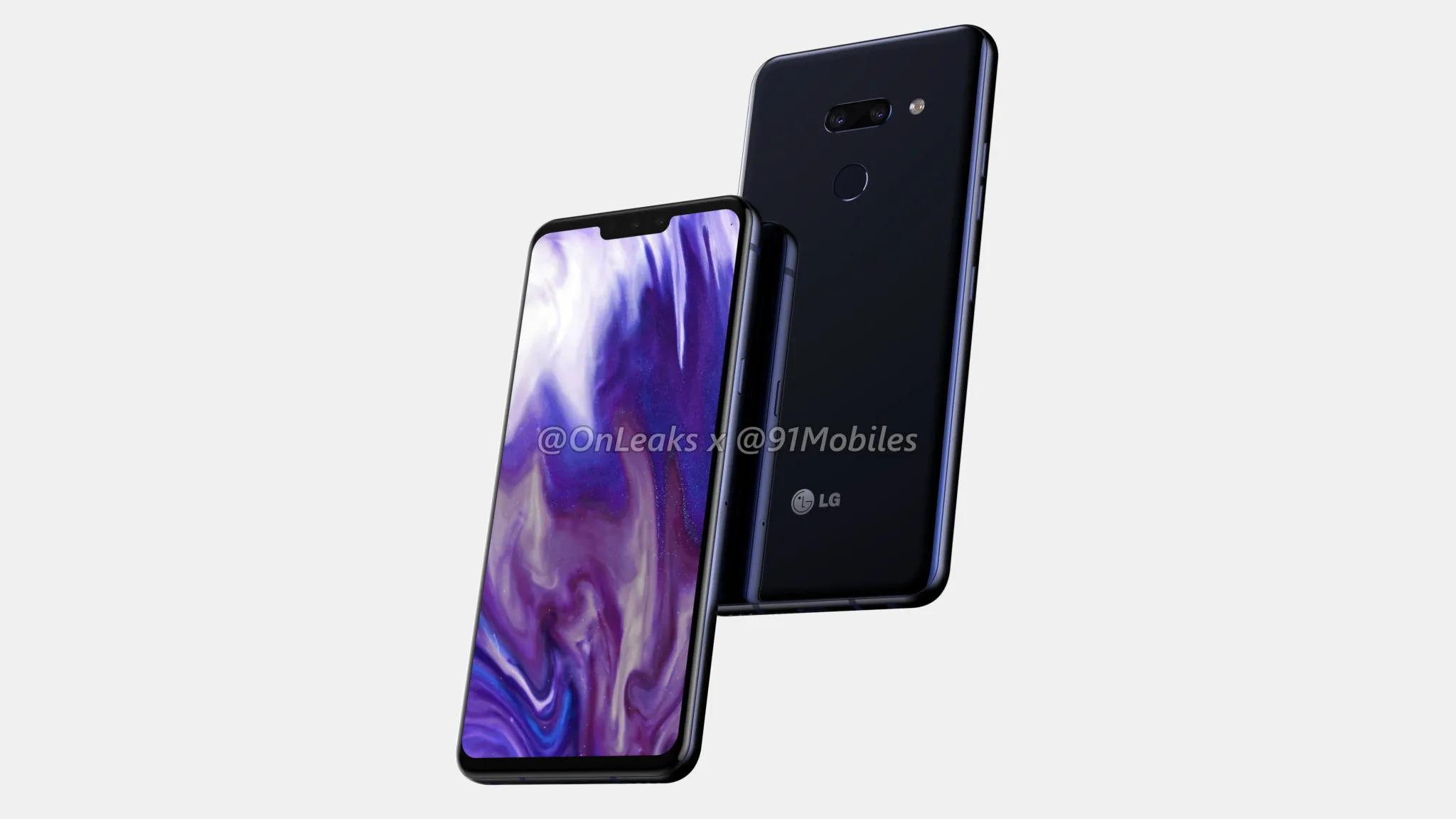 LG G8 ThinQ : le nouveau fleuron se dévoile un peu plus