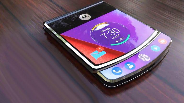 La surprise Motorola : un smartphone pliable à prix d'or attendu pour février