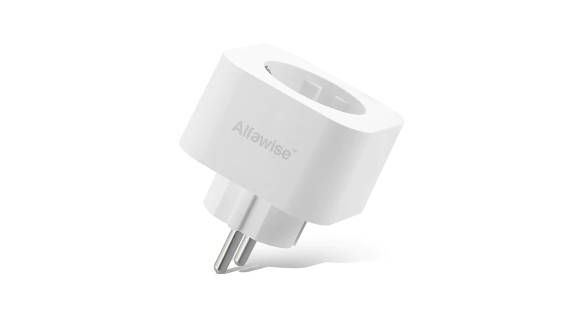 🔥 Bon plan : la prise connectée Alfawise (compatible Google Assistant et Alexa) est à moins de 10 euros