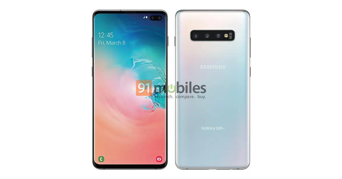 Le Samsung Galaxy S10 serait meilleur que le Huawei Mate 20 Pro sur la charge sans fil inversée