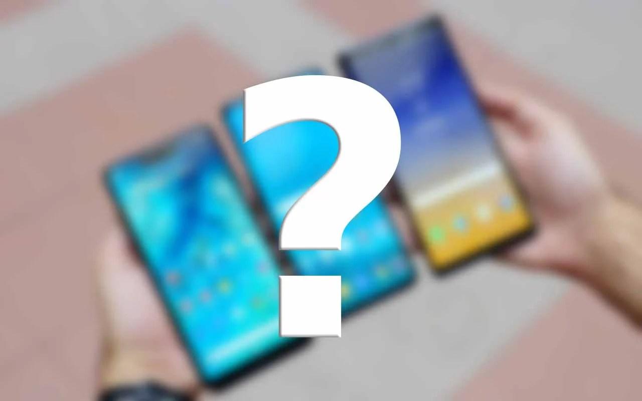 Les 10 smartphones les plus populaires sur FrAndroid (semaine 39)