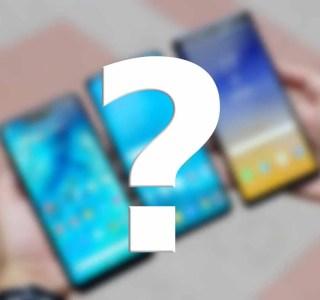 Les 10 smartphones les plus populaires sur FrAndroid (semaine 19)
