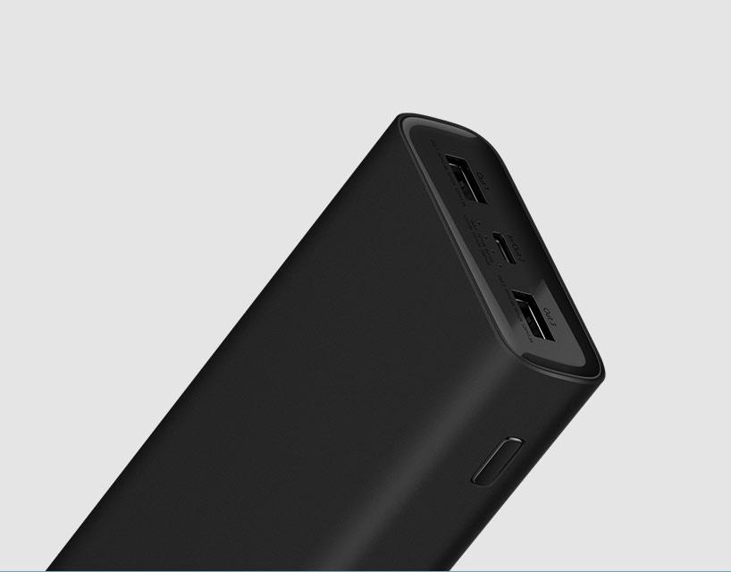 Xiaomi Mi Power Bank 3 : une batterie de 20 000 mAh à moins de 30 euros qui recharge votre PC
