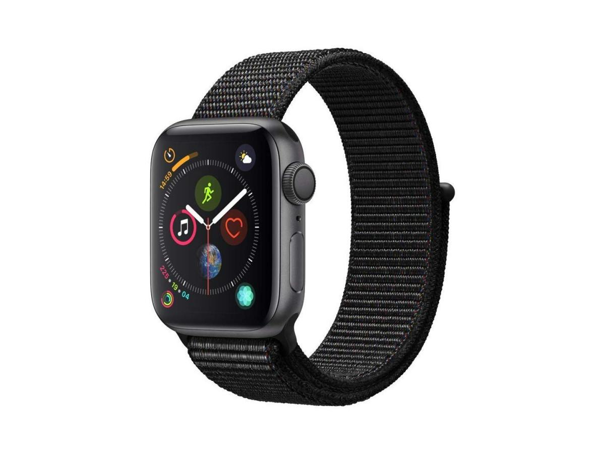 🔥 Bon plan : l'Apple Watch Series 4 (40 mm) s'affiche à 379 euros au lieu de 429 euros