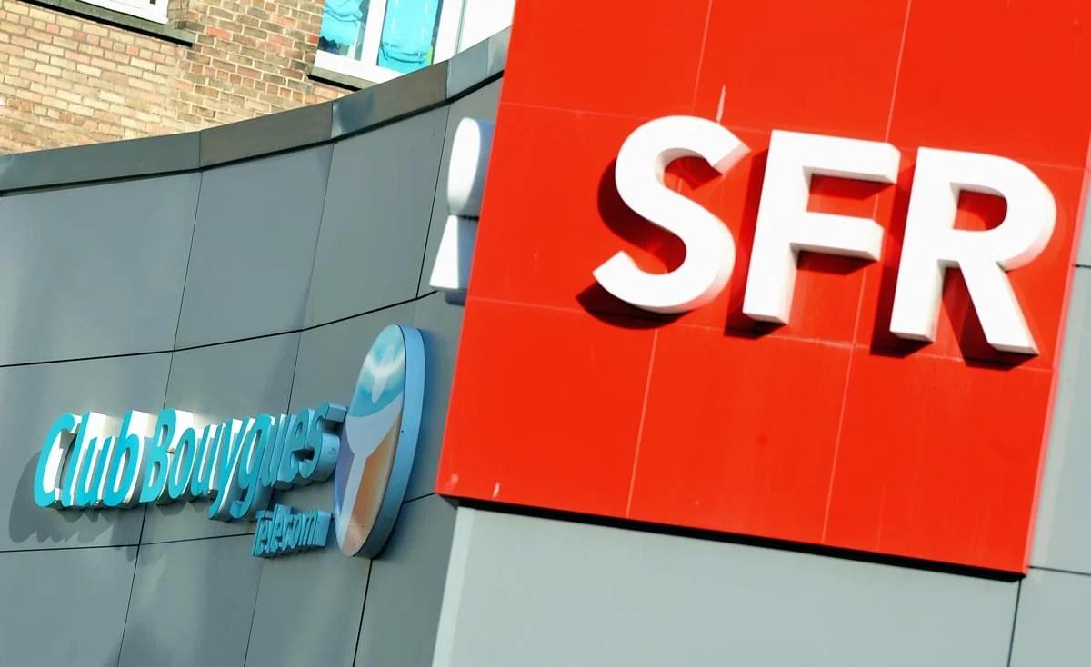 SFR surpasse Free, Sony Mobile disparaît et Bouygues offre 500 Mb/s montant – Tech'spresso